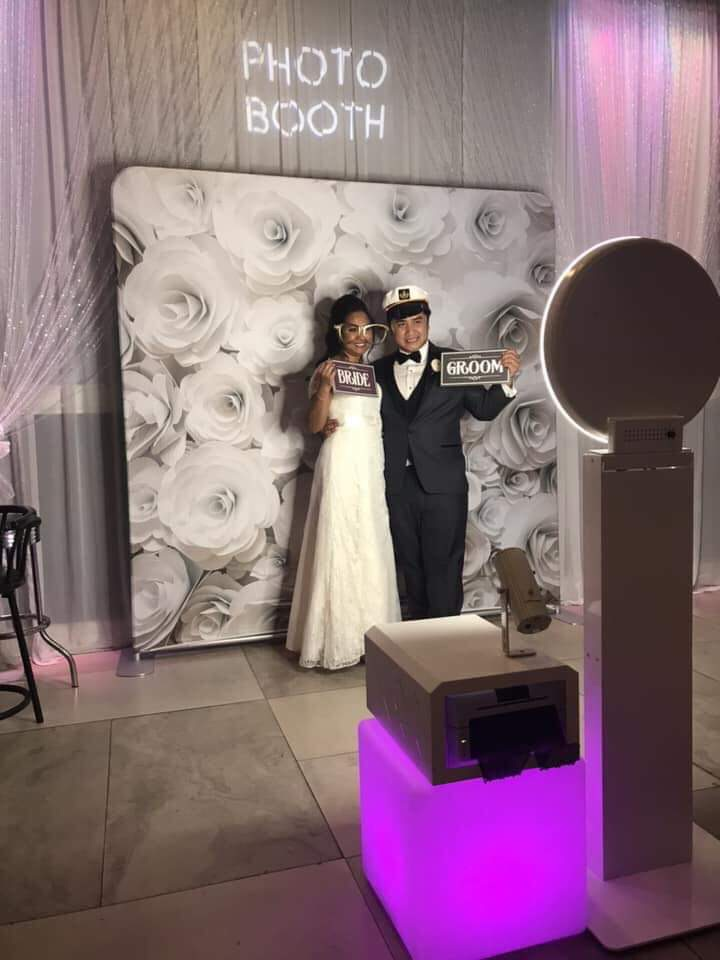 Picture Perfect Photobooth- Wedding Selfie Station